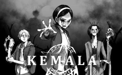 Pertama di Indonesia, Diary Kemala Diangkat ke Film Animasi Horor