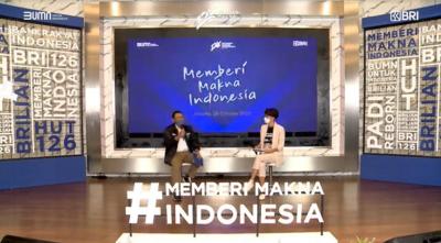 Sambut HUT ke-126, BRI Ingin Berikan Kontribusi Positif untuk Indonesia