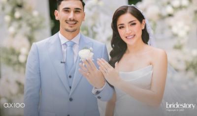 Raffi Ahmad Ngamplop Rp50 Juta ke Pernikahan Vincent Verhaag, Jessica Iskandar: Muach, Makasih Aa, Gigi