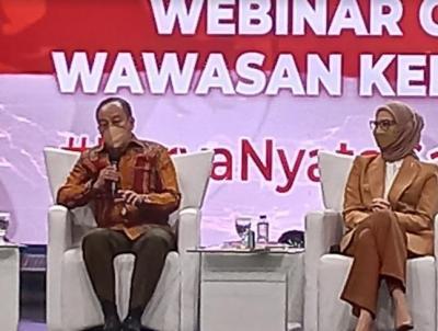 Gubernur Lemhanas Yakin Pemuda Telah Banyak Berkontribusi Meski Tak Tertangkap Publikasi