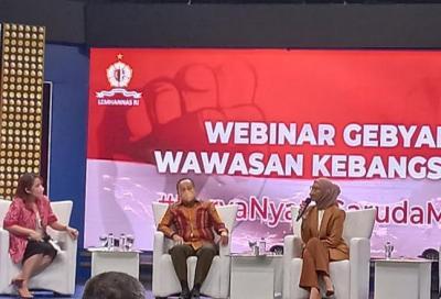 Momen Sumpah Pemuda, Stafsus Presiden: Yuk Kita Bangkit Sama-Sama!