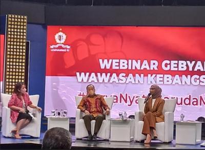 Motivasi Stafsus Milenal Jokowi untuk Disabilitas di Hari Sumpah Pemuda