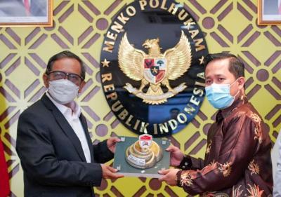 Mahfud MD: Mahasiswa di Luar Negeri Duta Bangsa Pembawa Citra Positif Indonesia