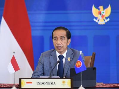 Jokowi Sebut Kerja Sama Bidang Kesehatan Jadi Fokus Utama Hubungan ASEAN-India