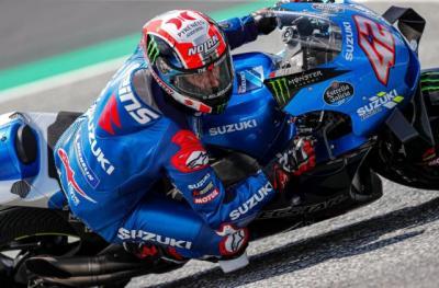 Melempem di MotoGP 2021, Alex Rins Salahkan Performa Motor