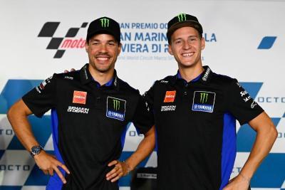 Bosan Selalu Jadi yang Kedua, Franco Morbidelli Berniat Ganggu Dominasi Fabio Quartararo di MotoGP 2022