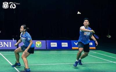 Hasil French Open 2021: Tumbangkan Wakil India, Praveen Melati Lolos ke Perempatfinal