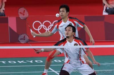 Perempatfinal French Open 2021: Ahsan Hendra dan Fajar Rian Lolos ke 8 Besar, All Indonesian Final Makin Nyata