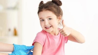 IDAI Tunggu BPOM Beri Lampu Hijau Vaksinasi Anak 5-11 Tahun
