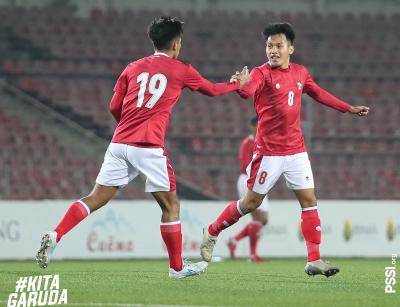 Jadwal Timnas Indonesia U-23 vs Timnas Australia U-23 di Leg II Kualifikasi Piala Asia U-23 2022