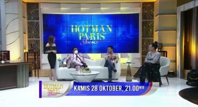 Aldi Taher Bantah Tagih Transferan ke Raffi Ahmad, Selengkapnya di Hotman Paris Show