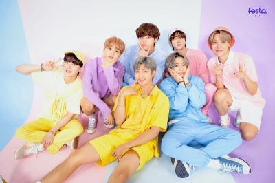 BTS Tembus 3 Nominasi American Music Awards 2021
