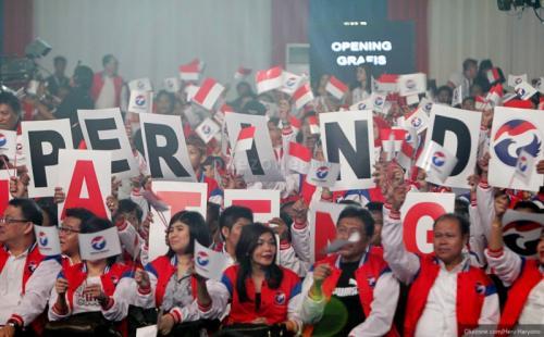 Meski Terpencil 100 Persen Kepengurusan Perindo Jeneponto Sudah Lengkap Okezone News
