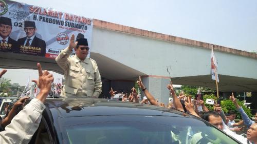 Gerindra : Sinyal Prabowo Akan Kembali <i>Nyapres</i> di 2024 Kuat Sekali