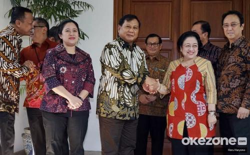 Pernyataan Tempur Lagi Megawati ke Prabowo Dinilai Jadi Sinyal Koalisi PDIP-Gerindra di 2024