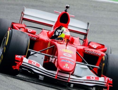Rayakan Balapan Ke 1000 Mobil Ferrari Michael Schumacher Bakal Hadir Di Sirkuit Mugello Okezone Sports
