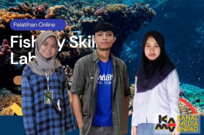 Mahasiswa Unpad Gagas Platform Fishery Skill Lab untuk Masyarakat