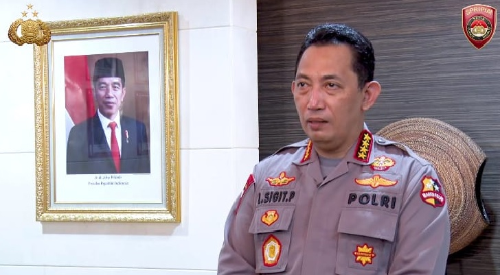 Imbas Polisi Smackdown, Kapolri Terbitkan Telegram Pencegahan Kekerasan Berlebihan
