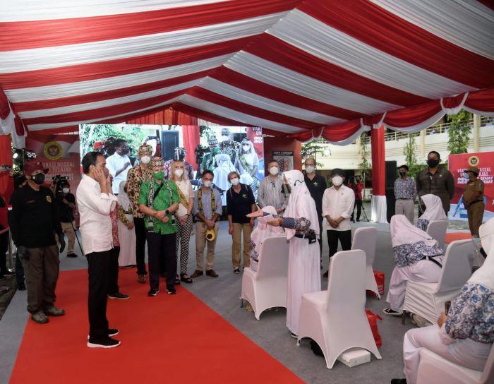 Dialog Bareng Presiden Jokowi, Pelajar Senang Bisa Belajar Tatap Muka Lagi