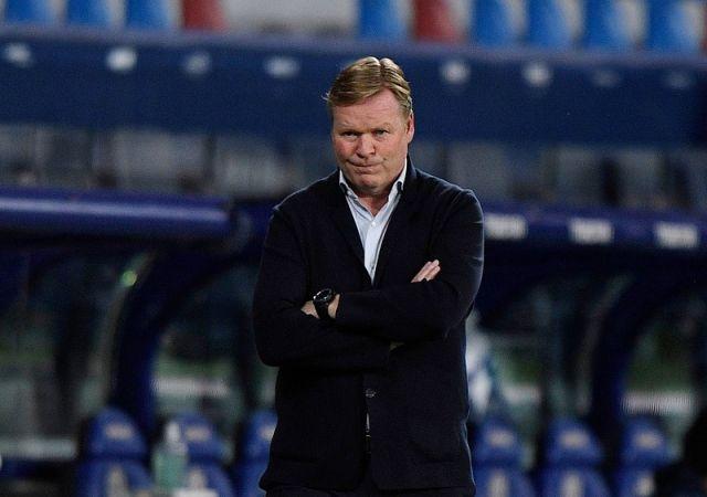 Barcelona vs Dynamo Kiev, Ronald Koeman Hanya Ingin Menang Usai 2 Kali Kalah