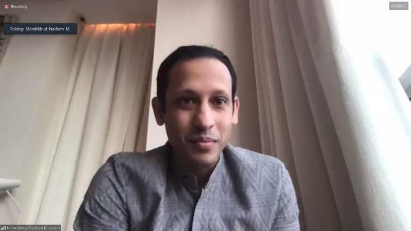 Harapan Mas Menteri untuk Duta Kampus Merdeka