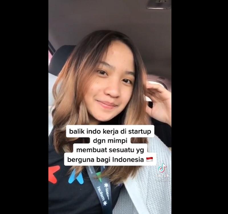 Punya Karier Mentereng di Silicon Valley, Wanita Cantik Ini Pilih Kerja di Indonesia