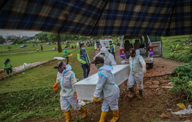 Hari Ini 21 Provinsi Tercatat Nol Kematian Covid-19, Termasuk DKI Jakarta