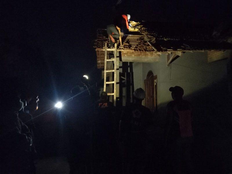 180 Rumah Rusak Akibat Angin Kencang yang Menerjang Kudus