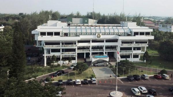 Kasat Reskrim Polresta Deliserdang Kompol M. Firdaus Raih Gelar Doktor dari USU
