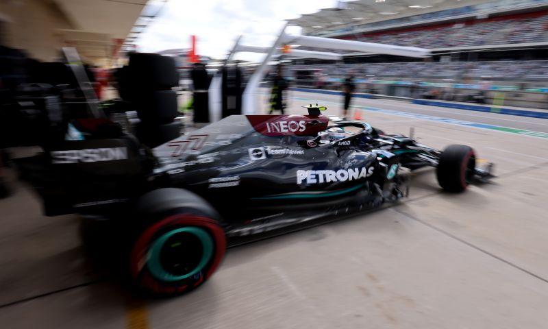 Hasil Latihan Bebas 1 F1 GP AS 2021: Valtteri Bottas Kalahkan Lewis Hamilton dan Max Verstappen