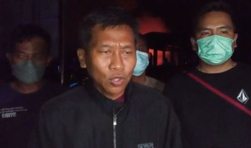Polisi: Kebakaran Pasar Wosi Manokwari Akibat Korsleting Listrik