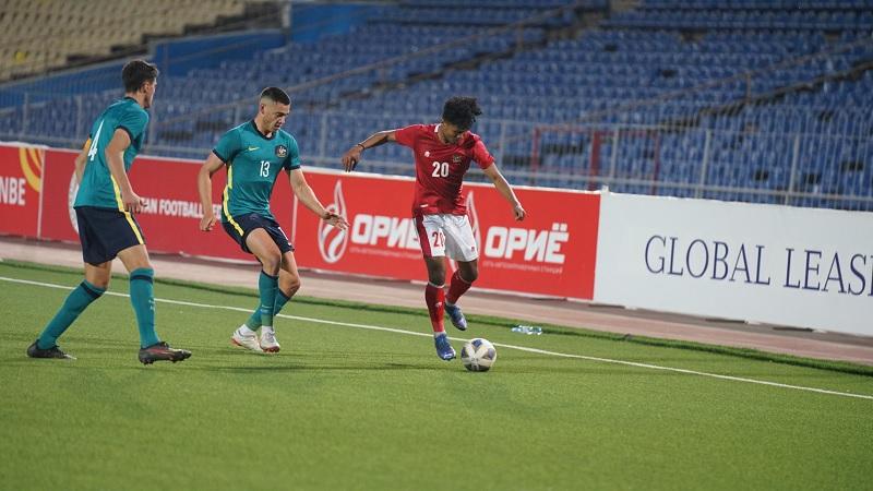 Hasil Timnas Indonesia U-23 vs Timnas Australia U-23 di Kualifikasi Piala Asia U-23 2022: Garuda Muda Keok 2-3