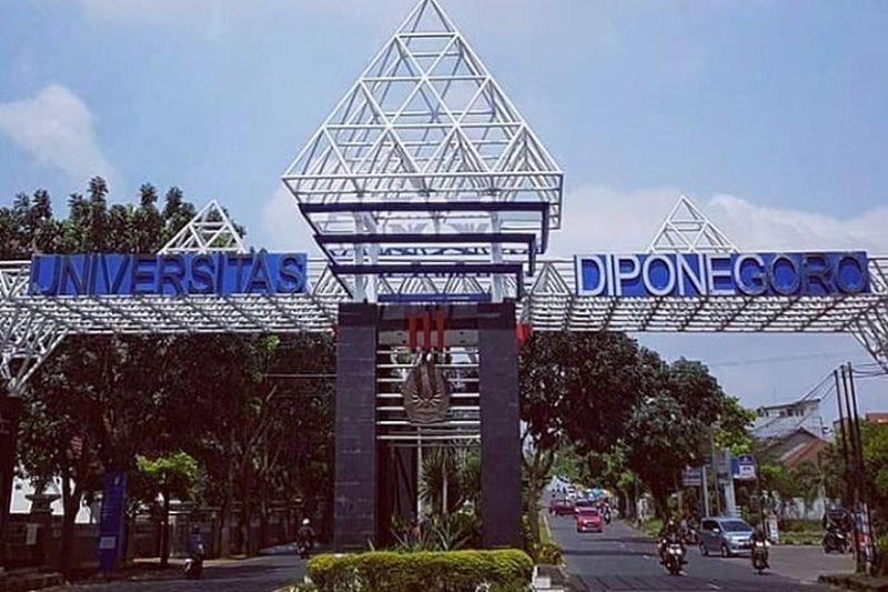 Universitas Diponegoro Punya 4 Guru Besar Baru